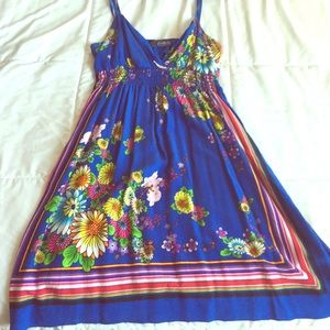 Multicolored sundress